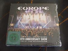 Slip Treble: Europe : The Final Countdown Roundhouse Live 30th Ann 2CDs & DVD