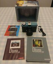 Lomography Diana + Medium Format Camera COMPLETE