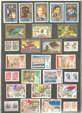 USSR 1970-1990...Lot of  MNH  Stamps ** .... Diverse subjects ...n° 14