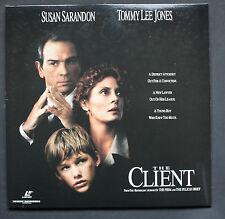 The Client Laserdisc NTSC Format 2 Disc CLV/CAV