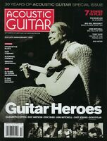 Acoustic Guitar  October 2020  Guitar Heroes