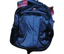 Swiss Gear Backpack Shoulder Bag Grey Gray Black Laptop Tablet Computer SA2808