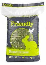 More details for friendship estate friendly readigrass 4x1kg rabbits guinea pigs small animal