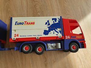 Playmobil Truck gut erhalten