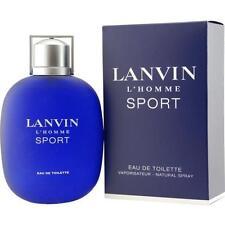Parfum LANVIN L'HOMME SPORT EDT 100ml Neuf et Sous Blister