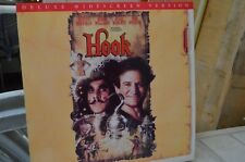 HOOK - Steven Spielberg Deluxe Widescreen Version Laserdisc mmoetwil@hotmail.com