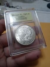 1921 D Morgan Collector Quality Rare Hard to find this nice !!!