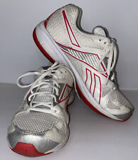 Reebok Simplytone Smoothfit White Pink Fitness Shoes 11-J20614 Women's Size 10