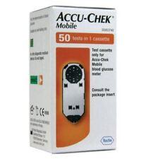 ACCU-CHEK MOBILE GLICEMIA striscia di test cassette (x50)