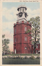 Old Town Clock , Rome , Georgia , 1910s