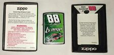 "2008 Zippo ""DALE EARNHARDT JR. AMP"" Mint in Box! SEALED MIB RETAIL $31.95"