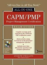 CAPM/PMP Project Management All-in-One Exam Guide by Phillips, Joseph