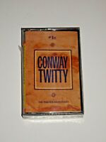 CONWAY TWITTY #1'S THE WARNER BROS YEARS CASSETTE TAPE SEALED BRAND NEW W4 25777