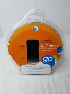 AT&T Go Phone Prepaid Samsung a157V Flip Cell Phone New
