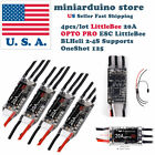 4pcs LittleBee 20A OPTO PRO ESC Little bee BLHeli 2-4S Supports OneShot125 USA