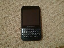 Blackberry Q5 - 8 GB-Negro (Naranja T-Mobile EE) Teléfono Inteligente