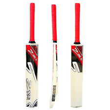 Zeepk Tennis Tape Ball Cricket Bat Full Size Hand Made Kashmir Willow Babershair