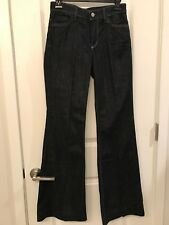 Womens 7 For All Mankind Ginger Flare Jeans Size 27