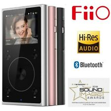 FiiO X1-II MicroSD Bluetooth 4.0 Lossless DAP Digital Audio Player W/ DAC Chip