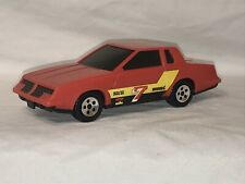 1981 Buddy L Corp Oldsmobile Cutlass Supreme Coupe Plastic Toy Car Red Car