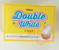 Mistine Double White Soap Egg white extract Enhances skin natural radiance 70G