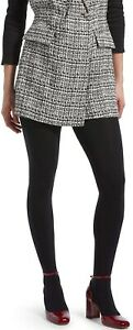 HUE 252648 Womens Fashion Sweater Tights Non Control Top Size S/M