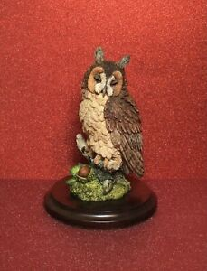 COUNTRY ARTISTS BIRDS - LONG EARED OWL