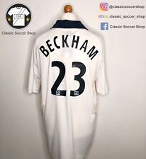 LA Galaxy BECKHAM #23 2007/08 Home Shirt Extra Large / XL BNWT