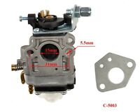 49cc 15mm CARBURETOR for 2 STROKE GAS SCOOTER BIKE Mini-Chopper Pocket Rocket E2