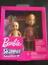 Barbie Skipper Babysitters Inc Blonde Kelly Krissy Bnib Free Shipping