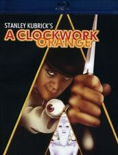 A Clockwork Orange (Blu-ray, 1971) in great condition!