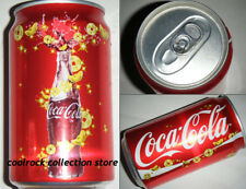 2011 Malaysia coca cola New Year single coke can 325ml
