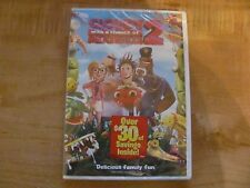 Cloudy With a Chance of Meatballs 2 (DVD+Digital Copy, 2014,Fast Ship *Today*