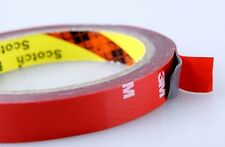 1/3 Inch 3M Automotive Acrylic Plus Double Sided Attachment Tape 10MM