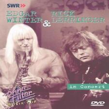 Winter, Edgar - Edgar Winter & Rick Derringer - In Concert: Ohne Filter