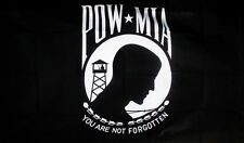 PRISONER OF WAR Missing in action 5 X 3 FEET FLAG You are not forgotten military
