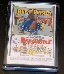 Elvis  ' Roustabout'  FRIDGE MAGNET