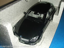 Mercedes Benz X 218 CLS Shooting Brake Obsidianschwarz 1:18 Neu OVP