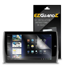 """2X EZguardz LCD Screen Protector Cover HD 2X For Coby Kyros MID7036 7"""" Tablet"""