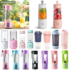 Mini Portable Electric Fruit Blender USB Juicer Cup Fruit Mixing Machine Bottle