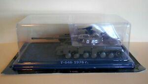 CARRO ARMATO T-64V - 1976 Soviet Heavy Tank SCALA 1/43 [004]