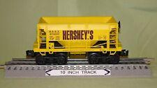 K-Line 673505 Hershey's Yellow-Gold Ore Car wks w/ Lionel 1995