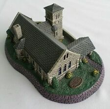 Norman Rockwell's Hometown Collection, The Grey Stone Church. Figurine