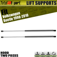 Tailgate Hatch Lift Support Shock Strut Damper Volkswagen Beetle 2008-2010 x2pcs