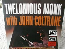 Thelonius Monk with John Coltrane LP Album E U  pressing