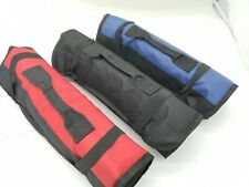 Canvas 22 POCKET TOOL ROLL Spanner Wrench Tool Storage Bag Case Fold Up YATOOLS