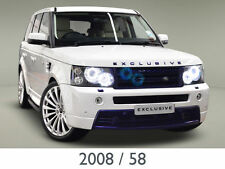 2008 58 Land Rover Range Rover Sport 2.7 TD Stormer SE 5dr HST Exclusive edition