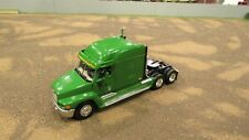 DCP GREEN W/ HEADACHE RACK FREIGHTLINER CENTURY SEMI CAB TRUCK LOOSE 1:64/ FC