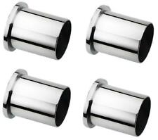SS Wall to Wall Bracket for 1 Inch Curtain Rod  Bracket stainless steel 8pcs