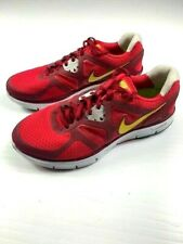 NIKE LUNARGLIDE 3 Womens Running Shoes Size 7.5 Red/Yellow
